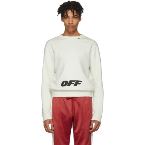 Off-White/Wing 'Off' Sweatshirt
