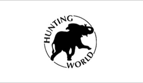 HUNTING WORLD ロゴ