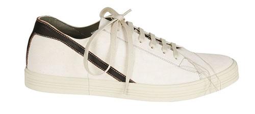 Geotrasher Sneakers MilkBlack