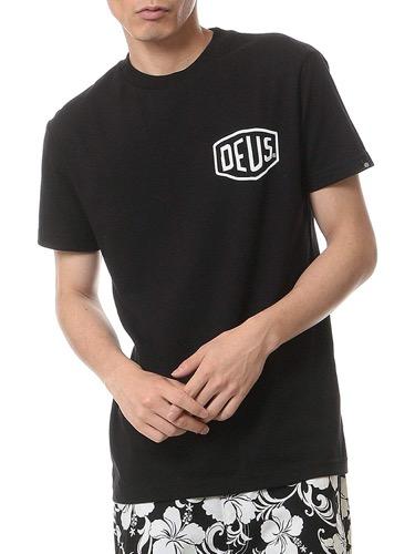 Deus ex Machina(デウスエクスマキナ) ロゴTシャツ