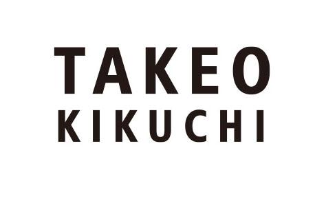 TAKEO KIKUCHI(タケオキクチ) ロゴ