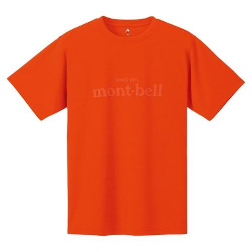 mont-bell(モンベル) ロゴTシャツ