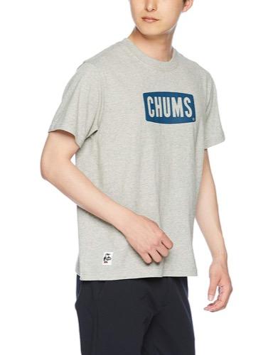 CHUMS(チャムス) ロゴTシャツ