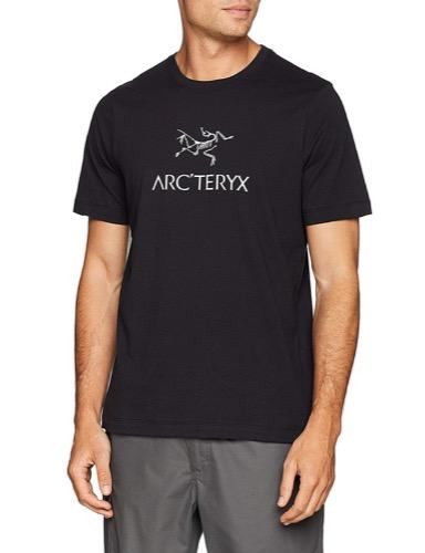 ARC'TERYX(アークテリクス) ロゴTシャツ
