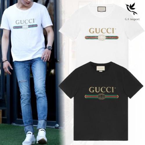 GUCCI(グッチ) ロゴTシャツ