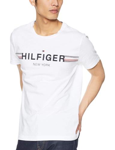 TOMMY HILFIGER(トミーヒルフィガー) ロゴTシャツ