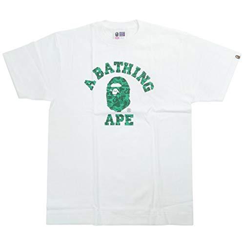 BATHING APE(ア ベイシング エイプ) ロゴTシャツ
