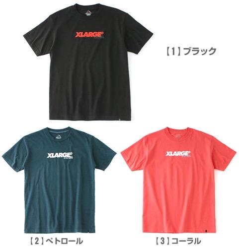 X-LARGE(エクストララージ) ロゴTシャツ