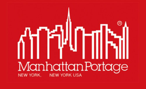 Manhattan Portage ロゴ