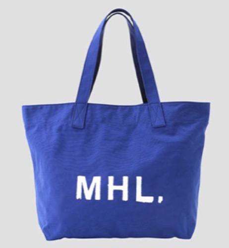 MHL. トートバッグ
