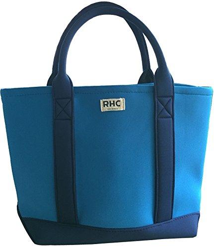 ウェット トートバッグ/ブルー RHC ネオプレン