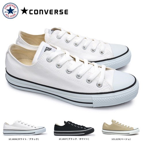 CONVERSE/CANVAS ALL STAR COLORS OX