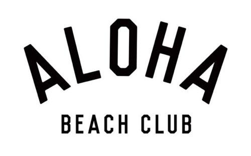 ALOHA BEACH CLUB(アロハビーチクラブ) ロゴ