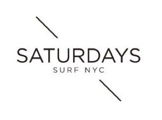 SATURDAYS SURF NYC(サタデーズ サーフ ニューヨーク) ロゴ