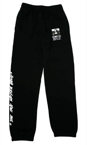 OFF-WHITE(オフホワイト) 黒スウェットパンツ