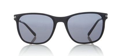 Black Bv7032 Rectangle Sunglasses frame