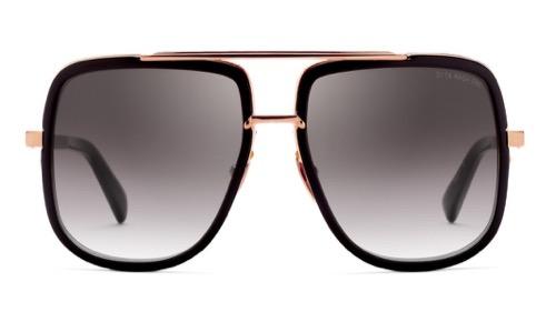 Mach-One aviator acetate Sunglasses
