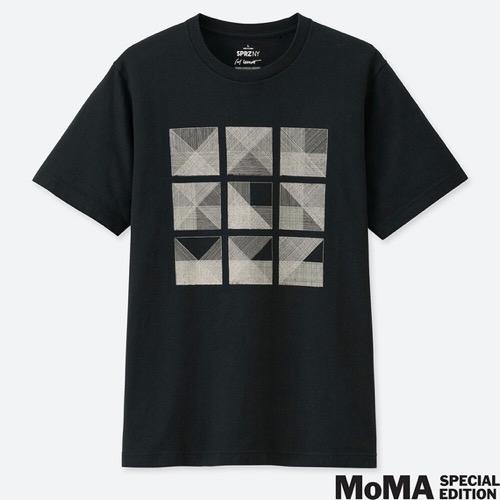 SPRZ NY UT ソル・ルウィット(グラフィックTシャツ・半袖)