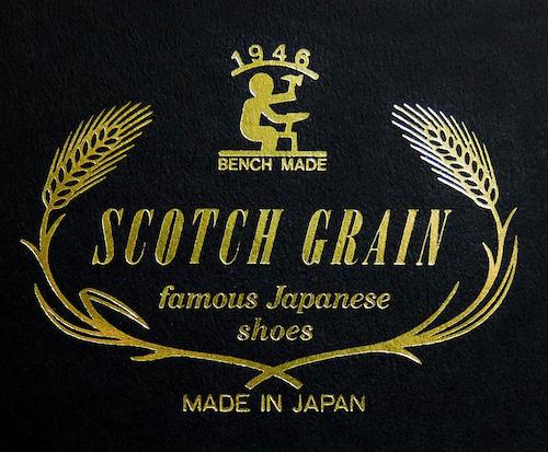 SCOTCH GRAIN ロゴ