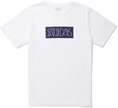 サタデーズサーフニューヨーク Tシャツ