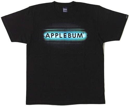 applebum Tシャツ