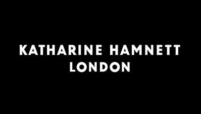 KATHARINE HAMNETT ロゴ
