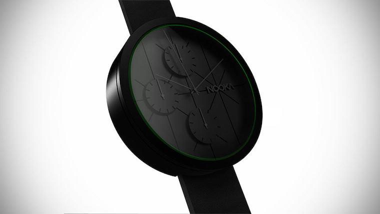 NOOKA 腕時計