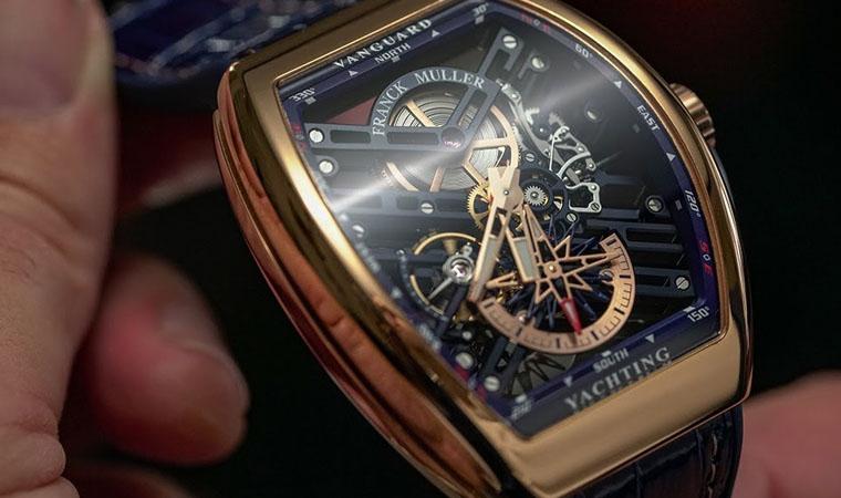 FRANCK MULLER 腕時計