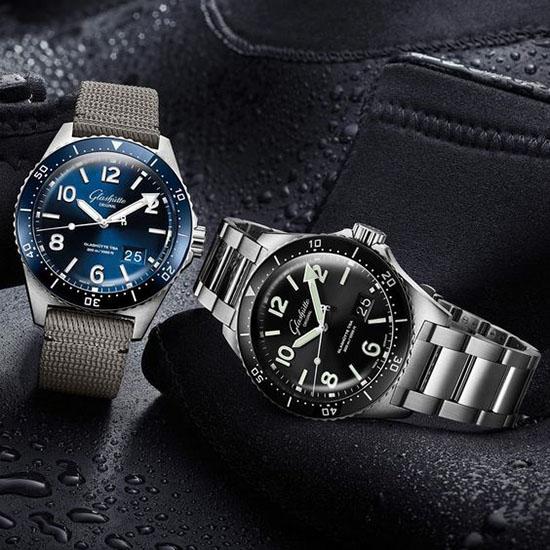 Glashütte Original 腕時計