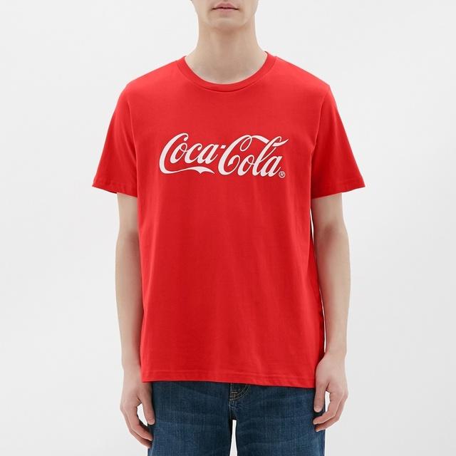 グラフィックT(半袖)Coca-Cola1
