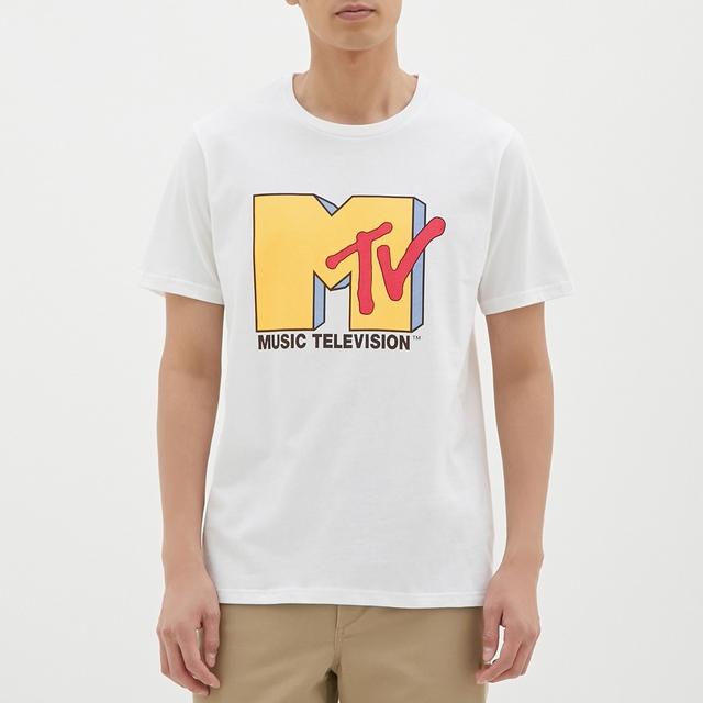 グラフィックT(半袖)MTV2