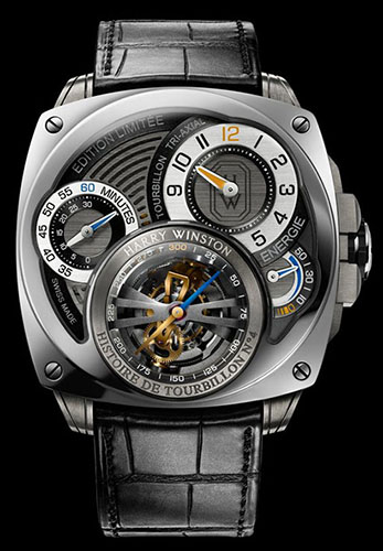 HARRY WINSTON 腕時計