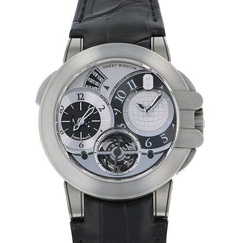 オーシャン トゥールビヨン GMT