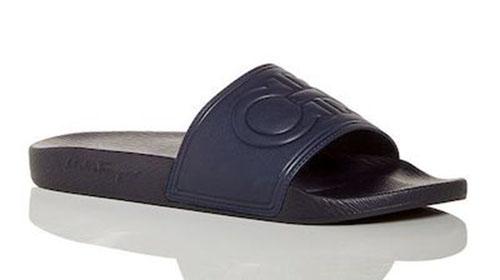 Groove Slide Sandals