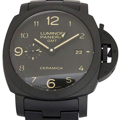 ルミノール1950 3デイズ GMT トゥットネロ PAM00438