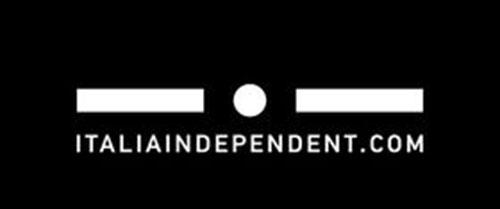 ITALIA INDEPENDENT(イタリア インディペンデント) ロゴ