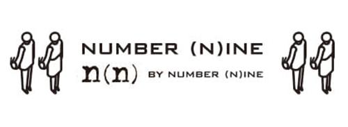 NUMBER(N)INE(ナンバーナイン) ロゴ