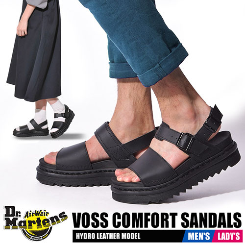 VOSS HYDRO LEATHER SANDAL