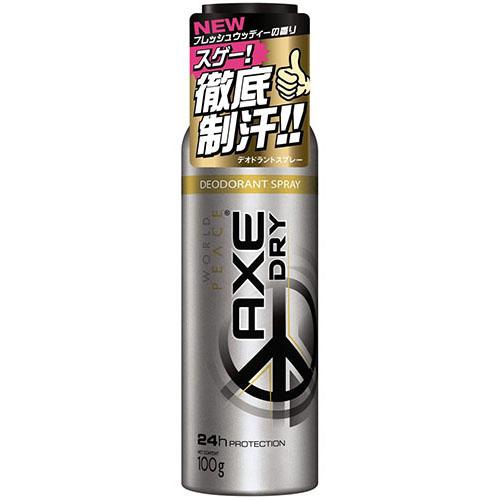 AXE/ドライデオドラントスプレー ワールドピース