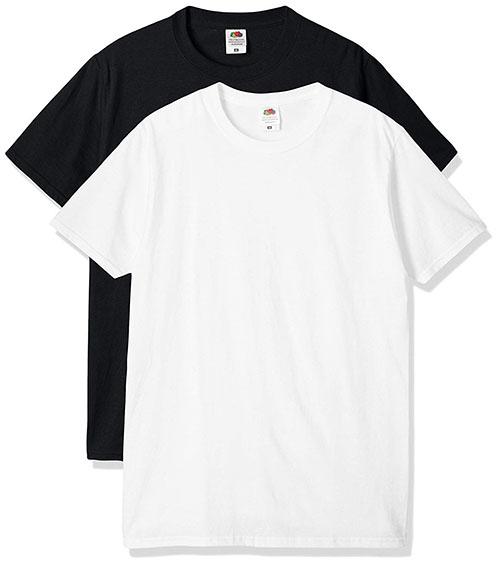 スタンダードクルーパックTシャツ