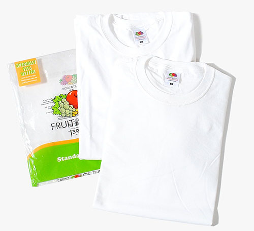 2枚セットパックTシャツ