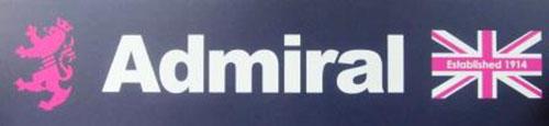 Admiral Golf(アドミラルゴルフ) ロゴ
