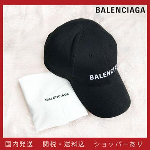 BALENCIAGA/クラシック ベースボールキャップ