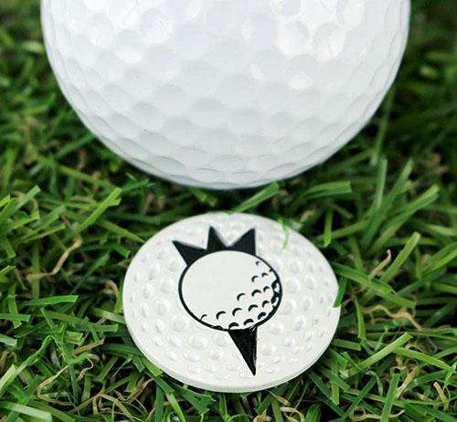 ゴルフマーカー