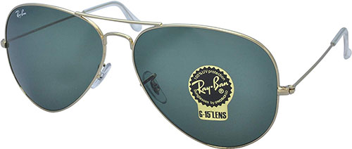 RB3026/AVIATOR LARGE METAL2
