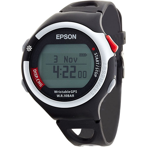 EPSON/リスタブルジーピーエス GPSランニングウォッチ