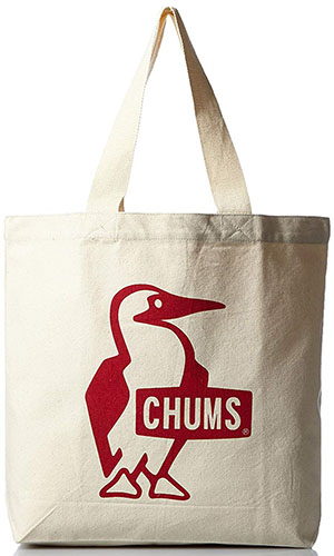 CHUMS/Booby Canvas Tote