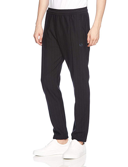 FRED PERRY PINSTRIPE TRACK PANT