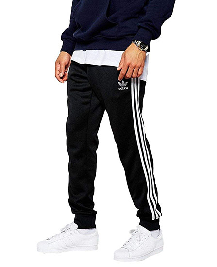 adidas Originals/Superstar Cuffed Track Pants