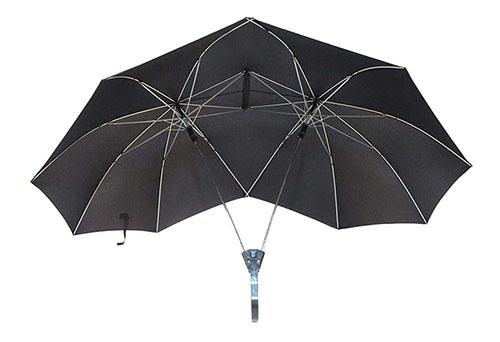 カップル傘